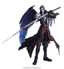 Search: Dissidia Final Fantasy Trading Arts: Squall Figure