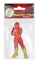 Image: DC Heroes Soft Touch PVC Magnet: The Flash  - Monogram Products
