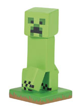Image: D56 Minecraft Figure: Creeper  (2.25-Inch) - Enesco Corporation