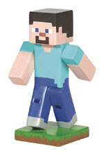 Image: D56 Minecraft Figure: Steve  (2.6-Inch) - Enesco Corporation
