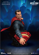 Image: Justice League PX PVC Bust Series: Superman  - Beast Kingdom Co., Ltd