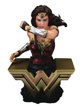 Image: Justice League PX PVC Bust Series: Wonder Woman  - Beast Kingdom Co., Ltd
