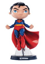 Image: Mini Co. Heroes DC Comics Vinyl Statue: Superman  - Iron Studios