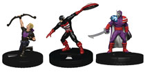 Image: Marvel Heroclix: Captain America And The Avengers Fast Forces 6 Pack  - Wizkids/Neca