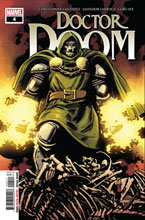 Image: Doctor Doom #4 - Marvel Comics
