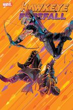 Image: Hawkeye: Freefall #1 (variant cover - Schmidt) - Marvel Comics