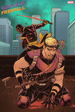 Image: Hawkeye: Freefall #1 (incentive 1:25 cover - Torque) - Marvel Comics