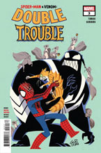 Image: Spider-Man & Venom: Double Trouble #3 - Marvel Comics