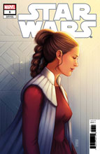 Image: Star Wars #1 (incentive 1:50 Leia cover - Bartel) - Marvel Comics