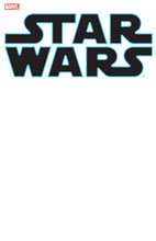 Image: Star Wars #1 (variant Blank cover) - Marvel Comics