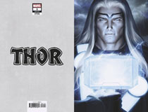 Image: Thor #1 (incentive 1:200 cover - Artgerm virgin) - Marvel Comics