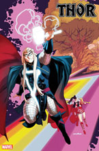 Image: Thor #1 (variant Rainbow Bridge cover - Anka) - Marvel Comics