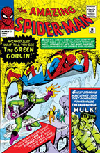 Image: True Believers: Criminally Insane - Green Goblin #1 - Marvel Comics