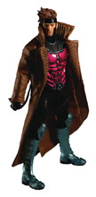 Image: One-12 Collective Marvel Action Figure: Gambit  - Mezco Toys
