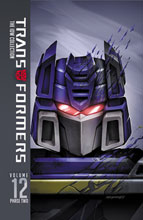 Image: Transformers IDW Collection Phase 2 Vol. 12 HC  - IDW Publishing