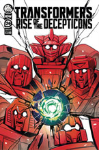 Image: Transformers #24 (cover A - Mcguire-Smith) - IDW Publishing