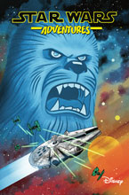 Image: Star Wars Adventures Vol. 11: Rise of Wookiees SC  - IDW Publishing