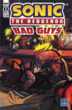 Image: Sonic the Hedgehog: Bad Guys #2 (cover B - Skelly) - IDW Publishing