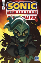 Image: Sonic the Hedgehog: Bad Guys #2 (incentive 1:10 cover - Lawrence) - IDW Publishing
