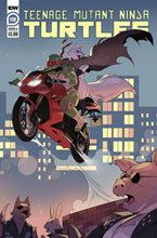 Image: Teenage Mutant Ninja Turtles #110 (cover A - Nishijima) - IDW Publishing