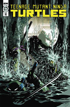 Image: Teenage Mutant Ninja Turtles #110 (incentive 1:10 cover - Ben Bates) - IDW Publishing
