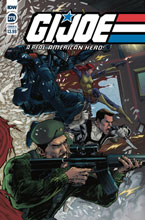 Image: G.I. Joe: A Real American Hero #276 (cover A - Diaz) - IDW Publishing