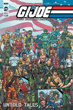 Image: G.I. Joe: A Real American Hero #276 (cover B - Shearer) - IDW Publishing