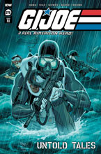 Image: G.I. Joe: A Real American Hero #276 (incentive 1:10 cover - Royle) - IDW Publishing