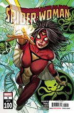 Image: Spider-Woman #5 (cover - Greg Land) - Marvel Comics