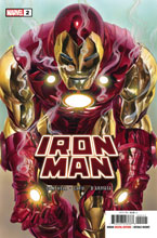 Image: Iron Man #2 - Marvel Comics