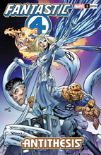 Image: Fantastic Four: Antithesis #3 (incentive 1:50 cover - Land) - Marvel Comics