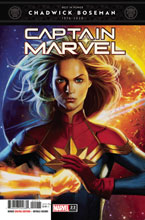 Image: Captain Marvel #22 - Marvel Comics