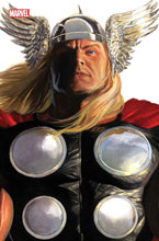 Image: Thor #8 (variant Alex Ross Timeless cover - Thor) - Marvel Comics