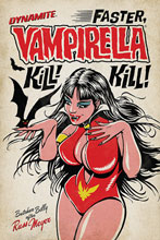 Image: Vampirella #15 (cover C - Billy) - Dynamite