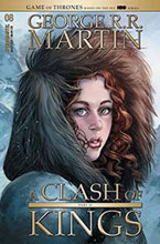 Image: George R.R. Martin's A Clash of Kings #8 (cover A - Miller) - Dynamite