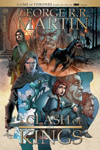 Image: George R.R. Martin's A Clash of Kings #8 (cover B - Rubi) - Dynamite