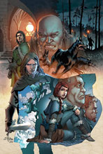 Image: George R.R. Martin's A Clash of Kings #8 (incentive 1:10 cover - Rubi virgin) - Dynamite