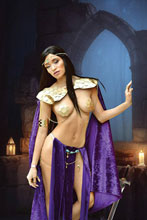 Image: Dejah Thoris Vol. 03 #9 (incentive 1:30 cover - Cosplay virgin) - Dynamite