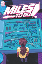 Image: Miles to Go #2 (incentive 1:10 cover) - Aftershock Comics