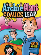 Image: Archie Giant Comics: Leap GN  - Archie Comic Publications