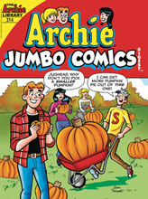 Image: Archie Jumbo Comics Digest #314 - Archie Comic Publications