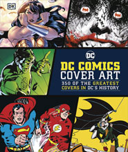 Image: DC Comics Cover Art HC  - DK Publishing Co