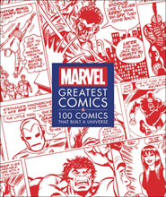 Image: Marvel Greatest Comics: 100 Comics That Built the Universe HC  - DK Publishing Co
