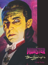 Image: Monster Art of Basil Gogos SC  (variant Dracula cover) - Fantaco Enterprises Inc.