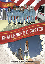 Image: History Comics: Challenger Disaster GN  - First Second (:01)