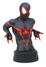 Image: Marvel Bust: Miles Morales  (Comic) - Diamond Select Toys LLC