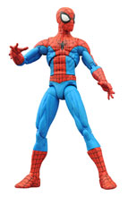 Image: Marvel Select Action Figure: Spectacular Spider-Man  - Diamond Select Toys LLC