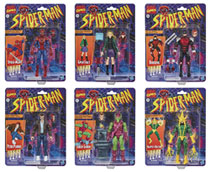 Image: Spider-Man Vintage  (6-inch) Action Figure Assortment 202001 - Hasbro Toy Group