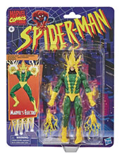 Image: Spider-Man Vintage Electro  (6-inch) Action Figure Case - Hasbro Toy Group