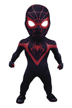 Image: Marvel Comics EAA-089 Action Figure: Miles Morales  - Beast Kingdom Co., Ltd